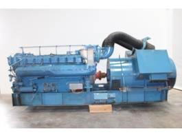 generator MTU 16 V 396 engine 1984