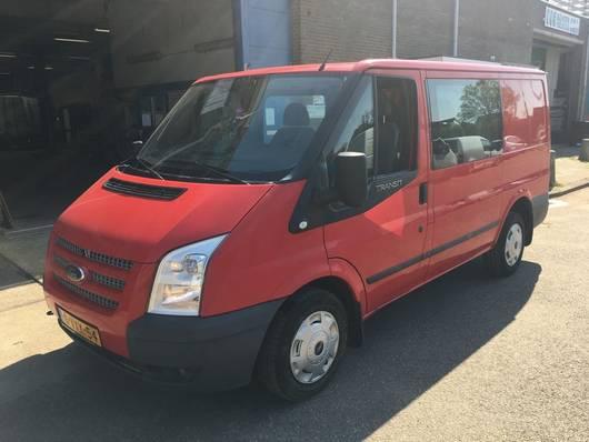 gesloten bestelwagen Ford TRANSIT/TOURNEO 2012