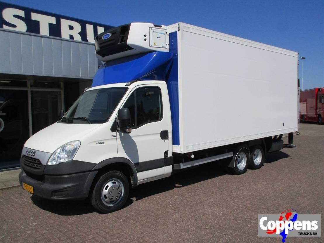 koelwagen bestelwagen Iveco Daily 40 C 15 T Clixtar EEV 2013