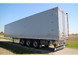 walking floor oplegger Kraker Trailers K-Force 92m3 *NEW* 2020