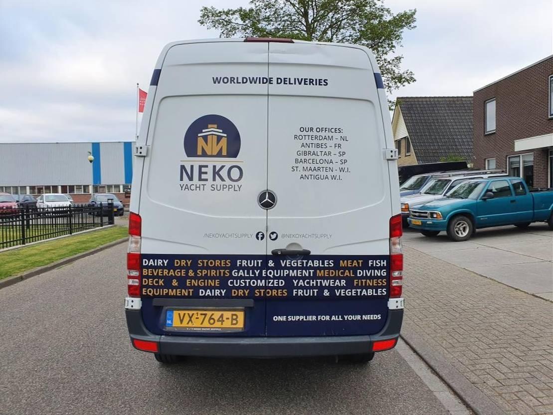 koelwagen bestelwagen Mercedes Benz Sprinter 316 CDI Koelwagen / frigo / Kuhlkasten 2016