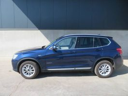 overige personenwagens BMW X3 2017