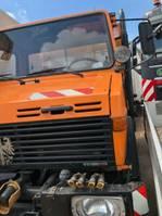 kipper vrachtwagen > 7.5 t Unimog U 1650 --427/21 1990
