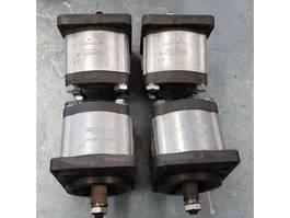 Hydraulisch systeem vrachtwagen onderdeel Bosch Hydrauliek pomp/stuurpomp Bosch 0511425001