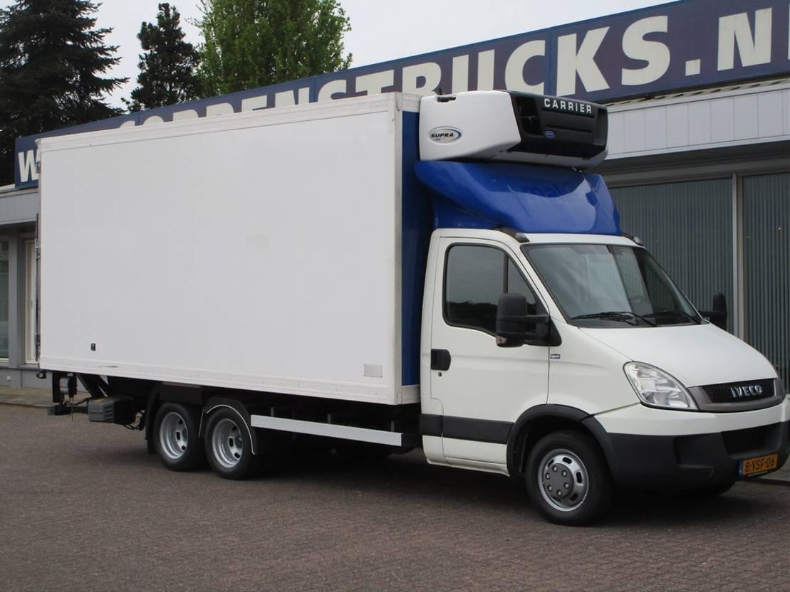 koelwagen bestelwagen Iveco Daily 40 C 14 T Clixtar EEV 7490kg 2011