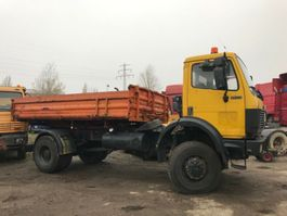 overige vrachtwagens Mercedes Benz 1929.1729 Chassis or tipper 4x4.full steel.gear