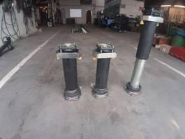 Hydraulisch systeem vrachtwagen onderdeel Ginaf Nieuwe Hpvs cilinders voor Ginaf veersysteem Voor daf en sissu assen.