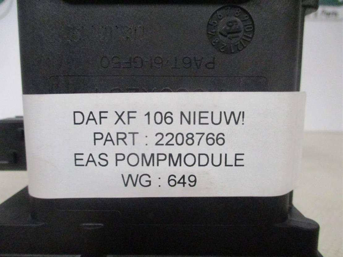 brandstof systeem bedrijfswagen onderdeel DAF 2208766 EAS Pomp module XF 106 Nieuwe