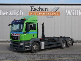 containersysteem vrachtwagen MAN TGS 26.400 6x2-2 BL/LU,Meiller RK 20.67,Duomatik 2008