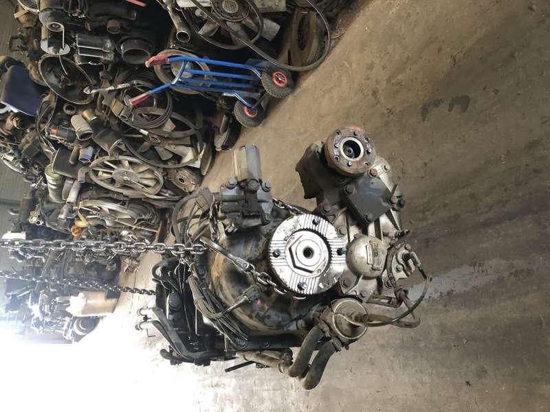 Volvo - VT 2514 versnellingsbak 5