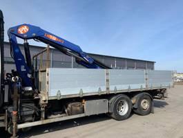 wissellaadbaksysteem vrachtwagen PM 19P Nosturilava