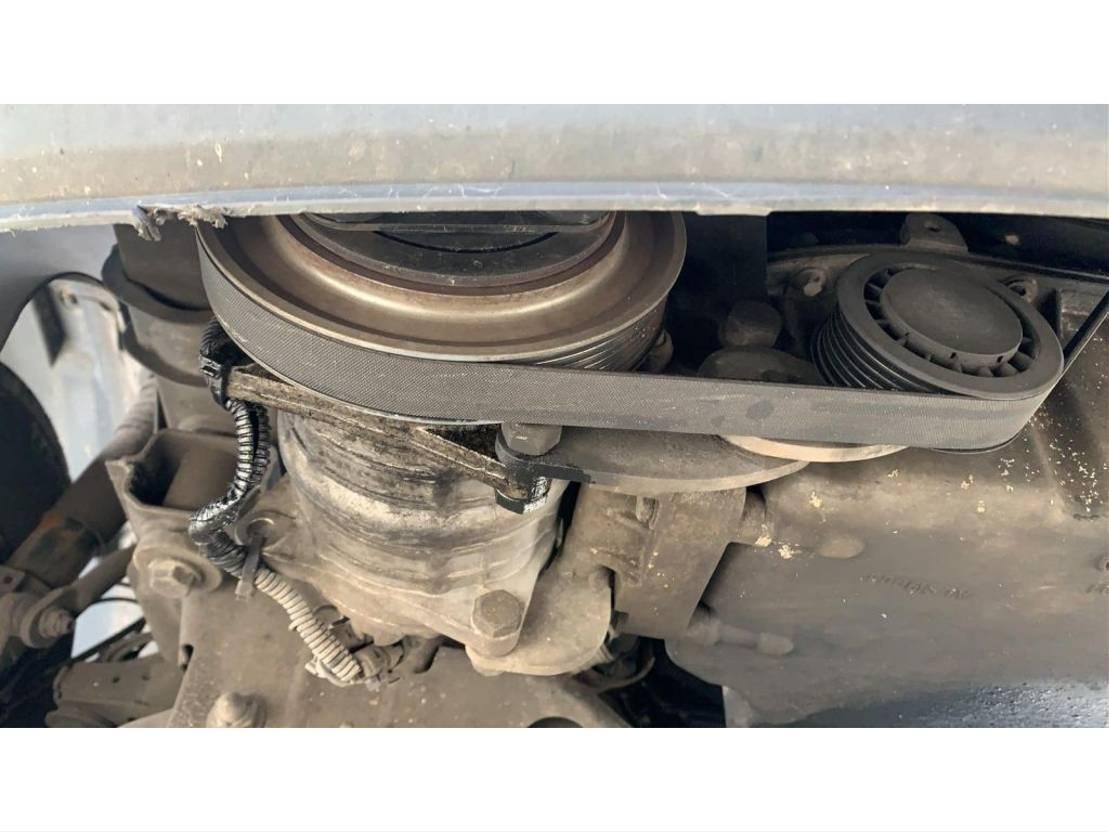 koelwagen bestelwagen Mercedes Benz SPRINTER 313cdi koeling 2011