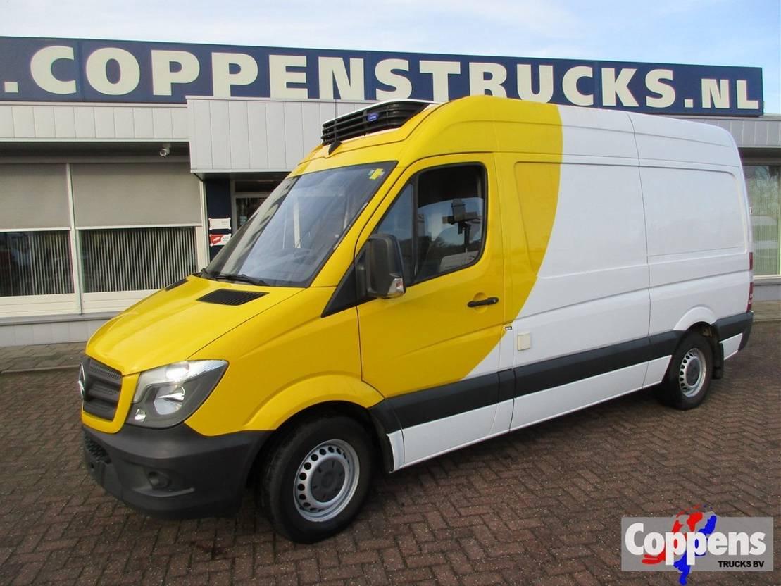 koelwagen bestelwagen Mercedes Benz Sprinter 313CDI L2/H2 Koel/Vries 2014