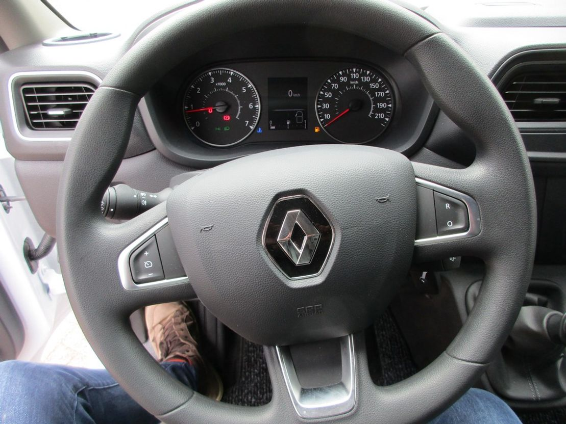 koelwagen bestelwagen Renault Master New Grand Confort 3.5tdi L3/H2 Koel/Vries/Verwarm D/N 2020