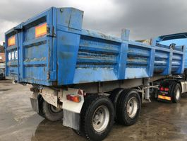 kipper oplegger Trailor **TIPPER-BENNE-FULL STEEL** 1986