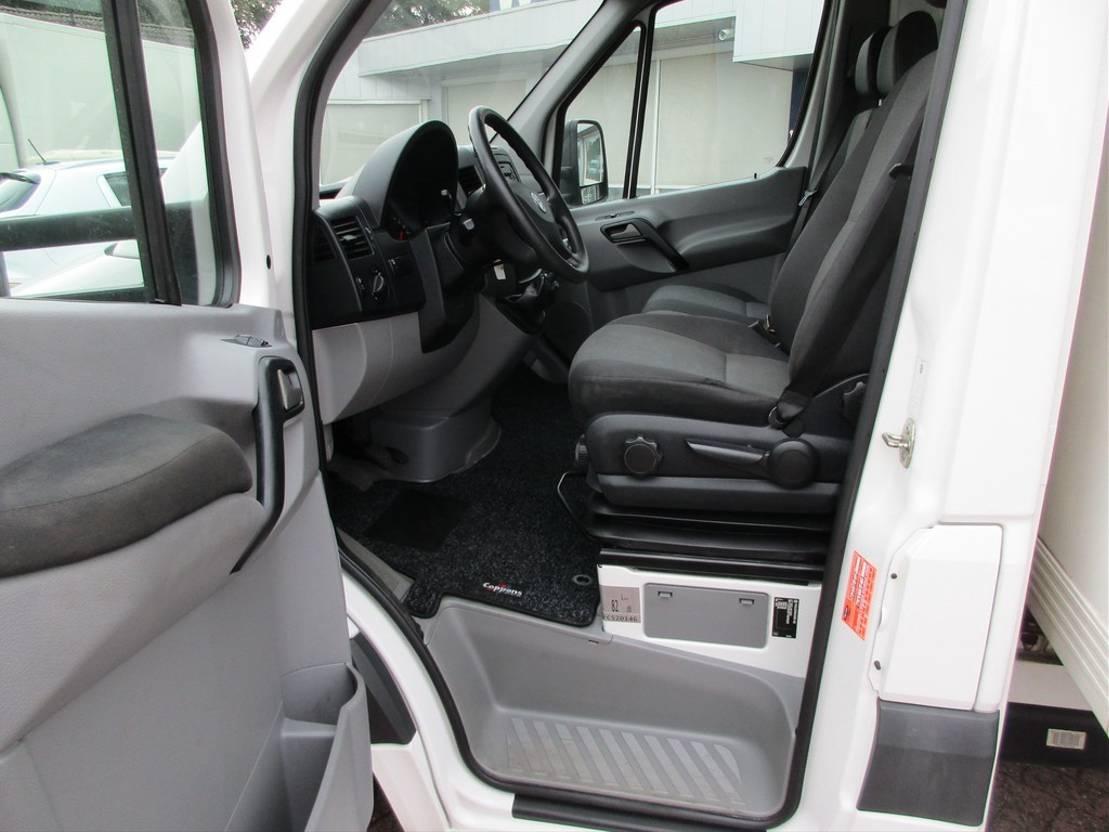 koelwagen bestelwagen Volkswagen Crafter TDI 163 PK Koel bak+Klep 2015