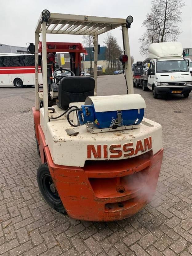 vorkheftruck Nissan BF03A35U