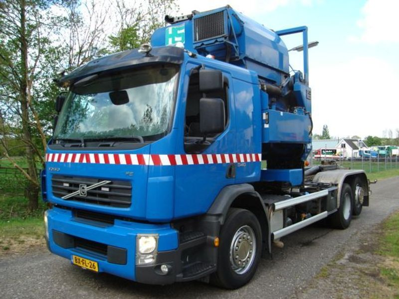 Volvo - FES 340/HSKP5 OPBOUW 1