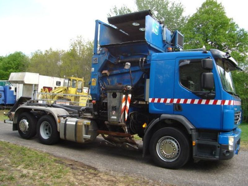 Volvo - FES 340/HSKP5 OPBOUW 4