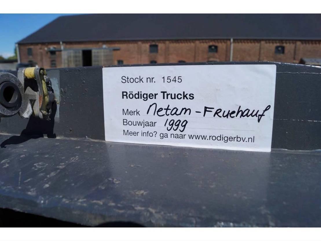 container chassis oplegger Diversen Netam-Fruehauf OCCR 30-218 A 1999