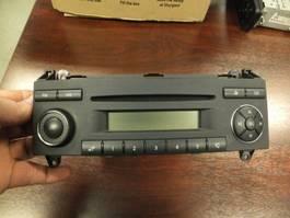 Instrumentenpaneel auto onderdeel Mercedes Benz 4x radio/cd