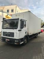 bakwagen bedrijfswagen < 7.5 t MAN TGL 7.150