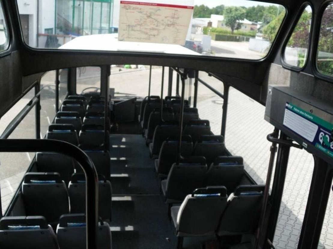 dubbeldekker bus Mercedes Benz 408 1-1/2 Decker