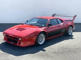 overige personenwagens BMW M1 - 1 von nur 460 gebauten! M1 - 1 von nur 460 gebauten! 1980