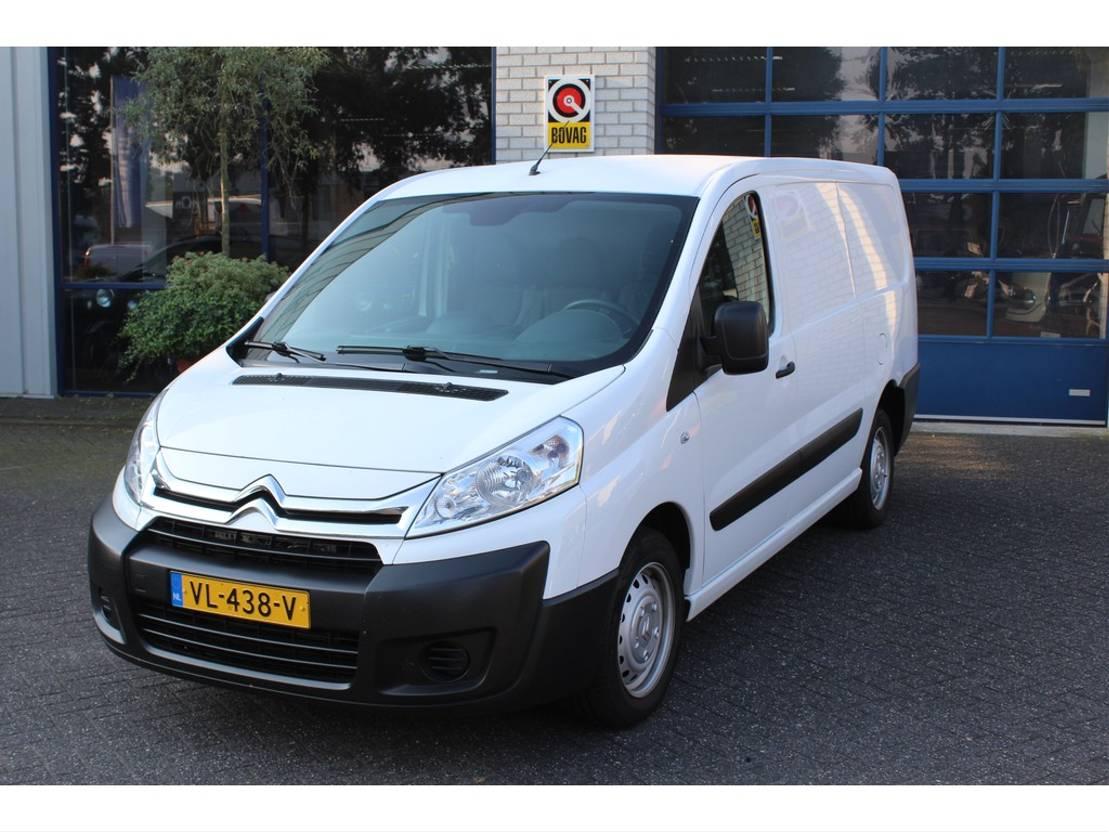 koelwagen bestelwagen Citroen Jumpy 1.6 HDI L2H1 Koelwagen Harderwijk Koelauto, Airco 2015