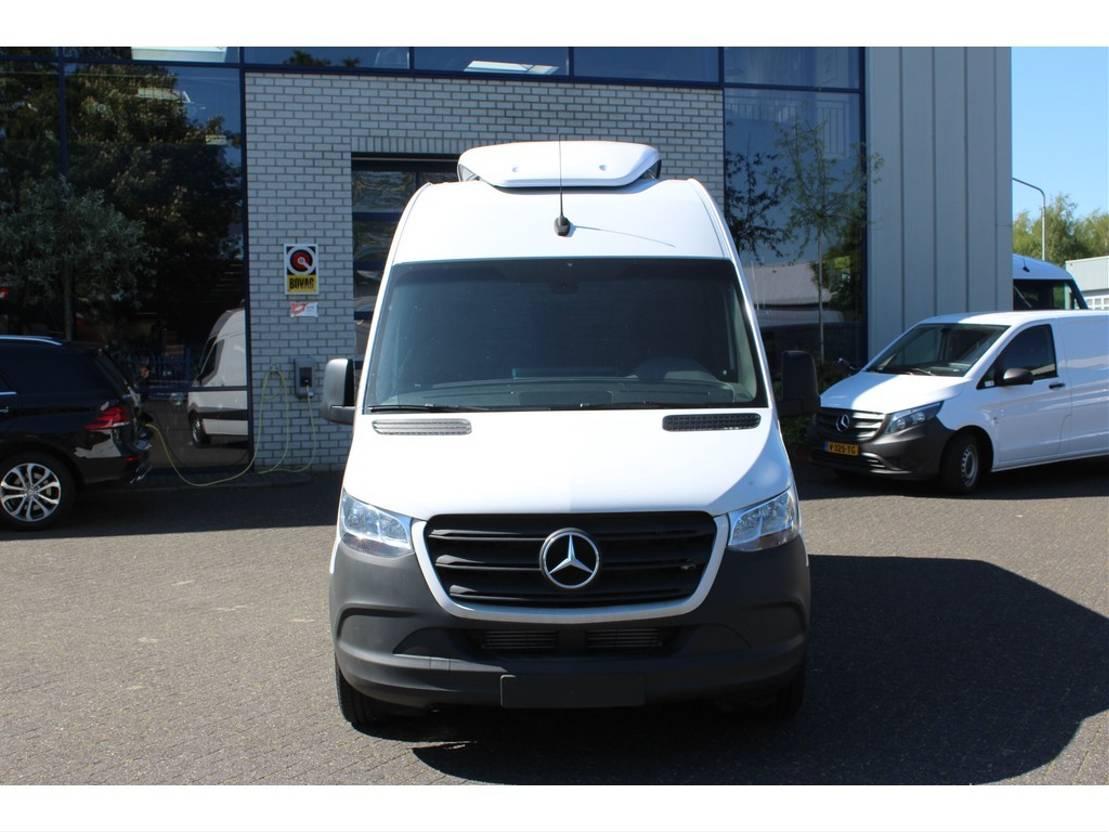 koelwagen bestelwagen Mercedes Benz Sprinter 314 CDI L2H2 Airco, Radio bluetooth, Kerstner koeling dag en nacht 2019