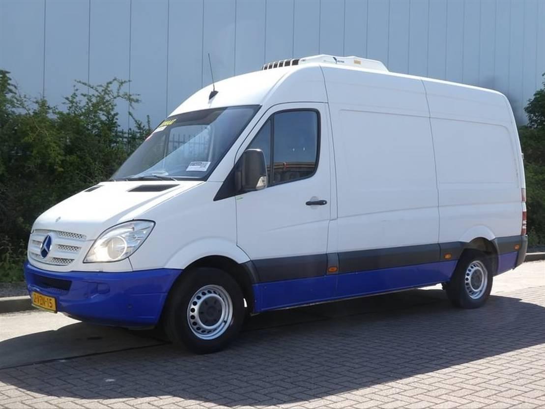 koelwagen bestelwagen Mercedes Benz SPRINTER 313 CDI 2013