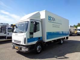 bakwagen vrachtwagen > 7.5 t Iveco EuroCargo 75E18 + Manual + Euro 5 + Lift 2009