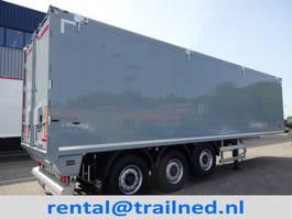 walking floor oplegger Knapen Trailers K200 - 70m3 Agri 6 mm floor 2021