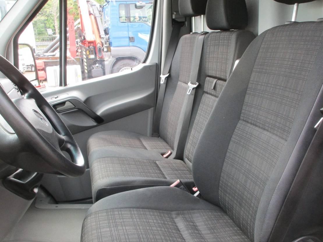 koelwagen bestelwagen Mercedes Benz Sprinter 313 CDI Koel/Vries (220V) L2/H2 2014