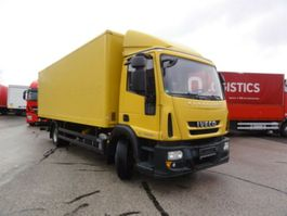 bakwagen vrachtwagen > 7.5 t Iveco ML120E28/P Euro5 9 Gang manuell Diff.-Sperre