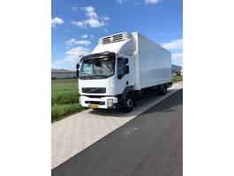 koelwagen vrachtwagen Volvo FL6 *VERKOOPAUTO* *KOELING + VERWARMING* *LAADKLEP EN ZIJDEUR MET TRAP* ... 2011