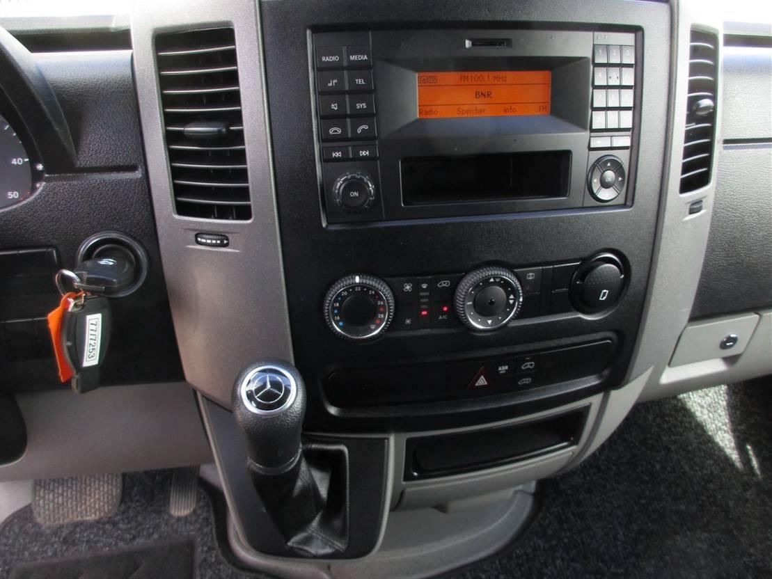 koelwagen bestelwagen Mercedes Benz Sprinter 316 CDI Koel/Vries/Verwarm (220V) L2/H2 Automaat 2016