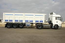 kipper oplegger Lider Box type tipper semi trailer 2020