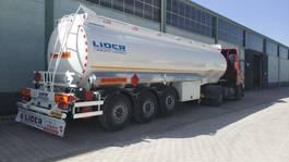 tankoplegger Lider fuel tanker semi trailer 2020