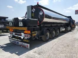 tankoplegger Lider Asphalt tanker semi trailer 2022