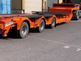 dieplader oplegger Lider Lowbed semi trailer 2021