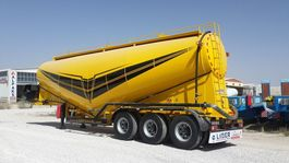 silo oplegger Lider Bulk cement tankers 2021