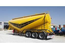 tankoplegger Lider Bulk cement tankers 2020