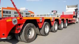 dieplader oplegger Lider Low-loader semi trailer 2021