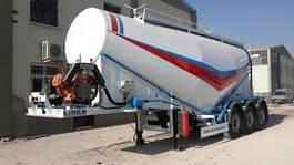 tankoplegger Lider cement tankers. 2020