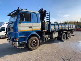 kipper vrachtwagen > 7.5 t Scania 142.420 1985