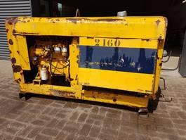 generator Lincoln SAE 300 las aggregaat