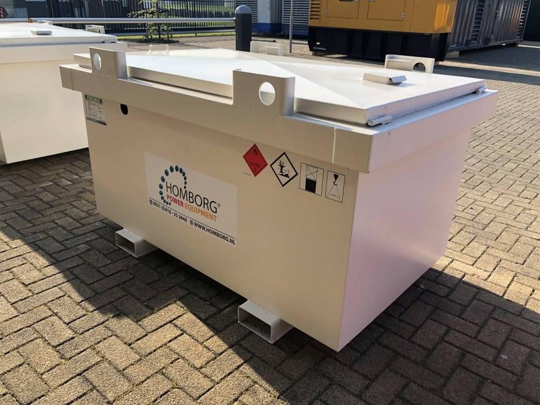 Paper 1000 Liters Foldable IBC Customized Intermediate