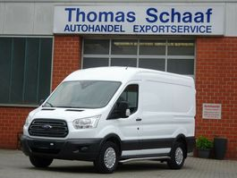 gesloten bestelwagen Ford Transit 2.2 Tdci 92 KW L2H2 Klima Pdc Euro 5 2015