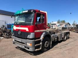 Motor vrachtwagen onderdeel Mercedes Benz OM906 / 280 HK - EURO 3 MOTOR NR 906926 2004